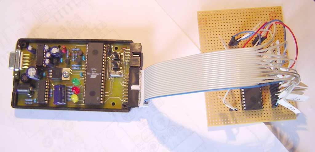HV-Parallel board