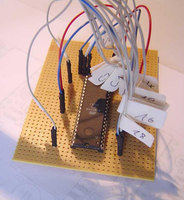 40pin programming adapter